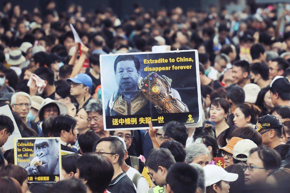 「香港現實的紛爭不滿,都是因修例而引起...今次工作是完全失敗,失敗的原因是由於...