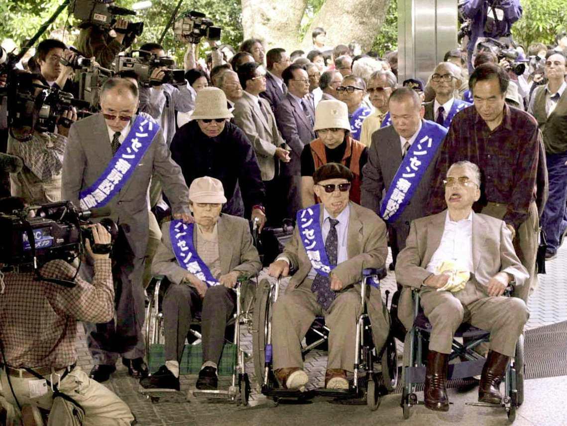 2001年,漢生病患者的國賠訴訟案勝訴。當時的小泉純一郎內閣正式承認過去國家政策...
