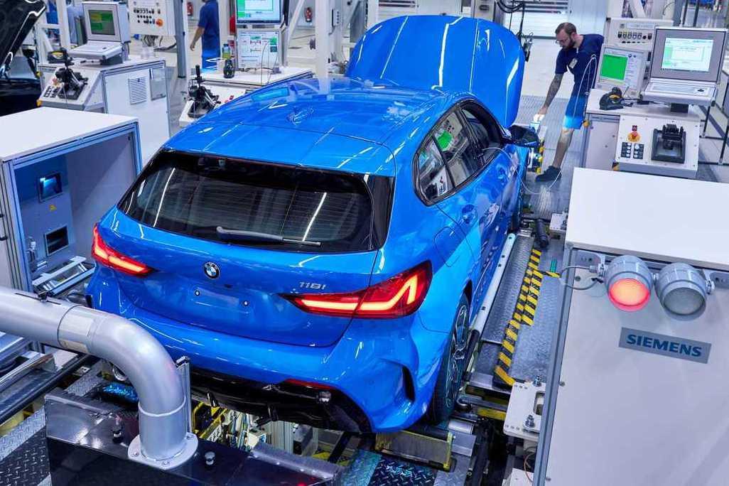 前驅新鋼砲要來啦! 第三代BMW 1 Series萊比錫生產中!