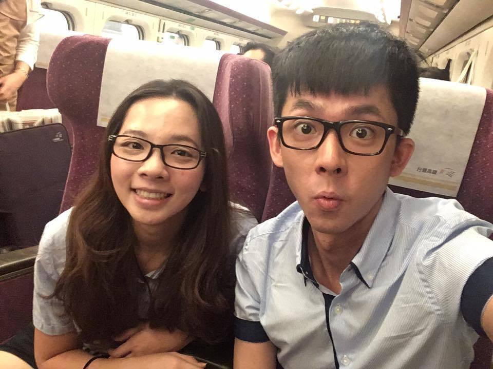 阿滴與滴妹。圖/擷自臉書