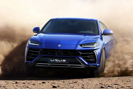 Super SUV果然是靈藥!Lamborghini上半年銷售竟然是翻倍成長