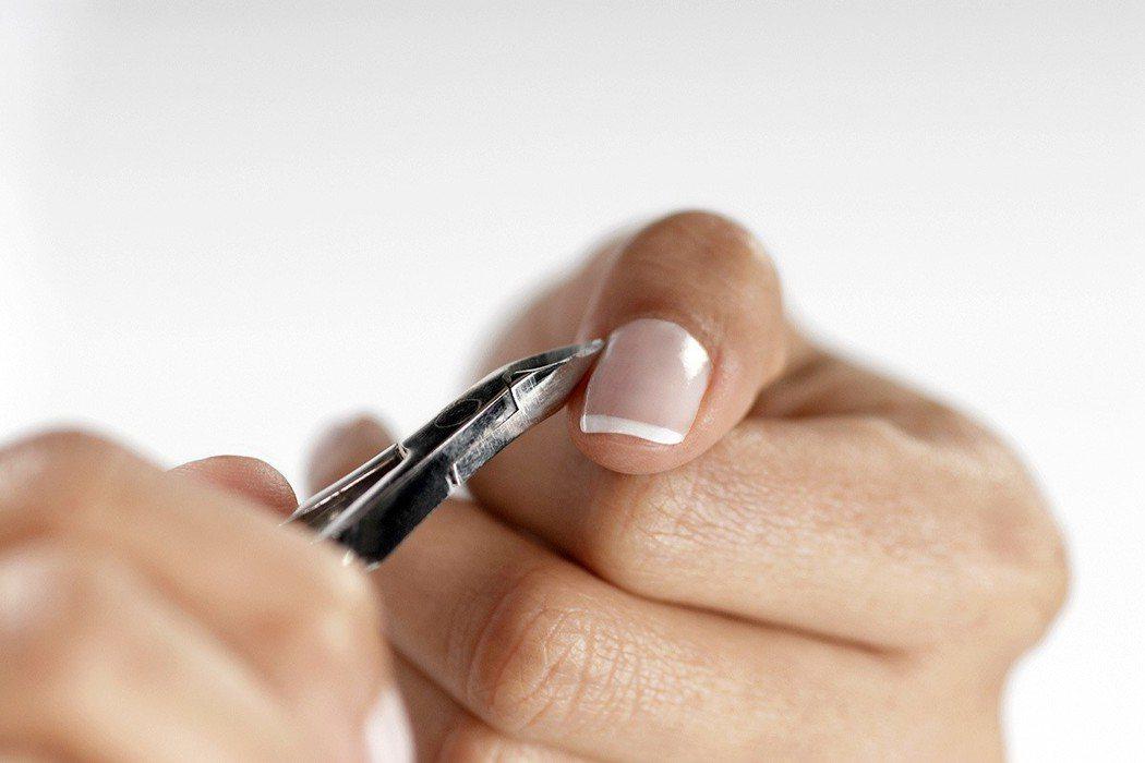 共用指甲剪,可能造成灰指甲居家傳染。 圖片/ingimage