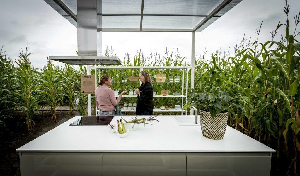 都市農耕在消耗較少的自然資源下,著重在地生產、新鮮食材,以滿足鄰近區域的需求,而...