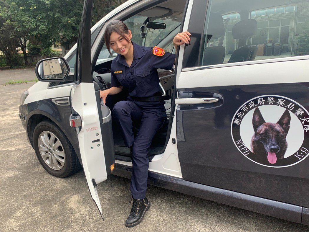 祈錦鈅擔任反毒大使。圖/固力狗娛樂提供