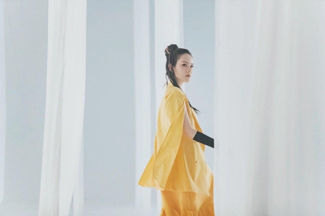 王詩安推出新單曲「愛因斯坦」。圖/賦音樂提供