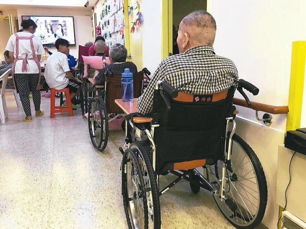 台灣將於2026年進入超高齡社會。聯合報系資料照片