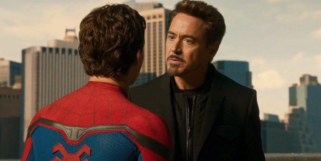 江山代有人才出,但想要立刻接班可沒那麼容易,蜘蛛人(左)雖然天賦很高,但沒有像鋼...
