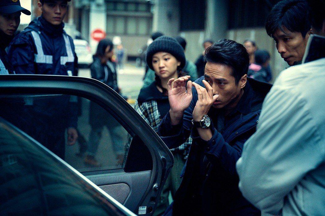 「緝魔」8月16日上映。圖/華映提供