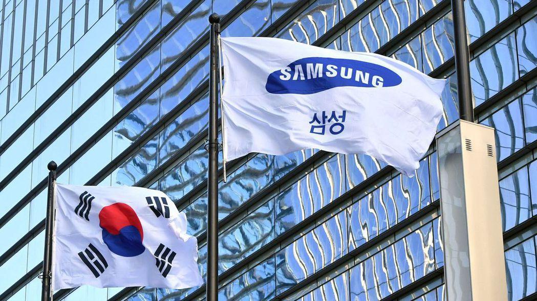 南韓是全球最大的半導體生產國,三星電子為該國半導體產業龍頭。 法新社