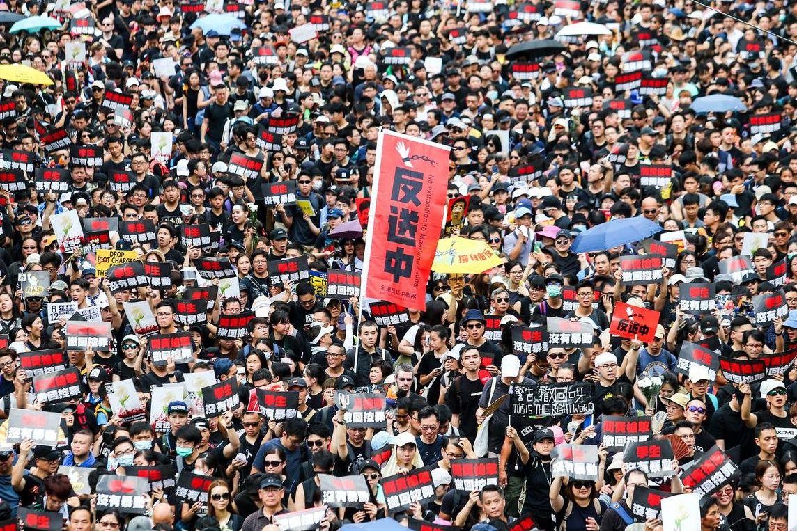 香港民陣再辦集會 籲徹查612清場行動