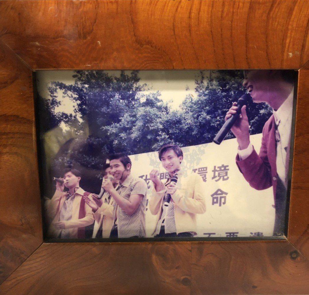 當天的「四大天王」也是孫德榮一手栽培。圖/孫德榮提供
