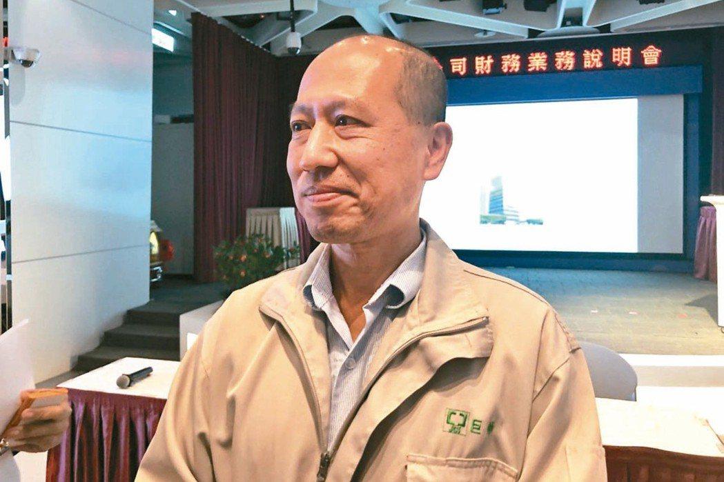 超眾總經理郭大祺 (本報系資料庫)
