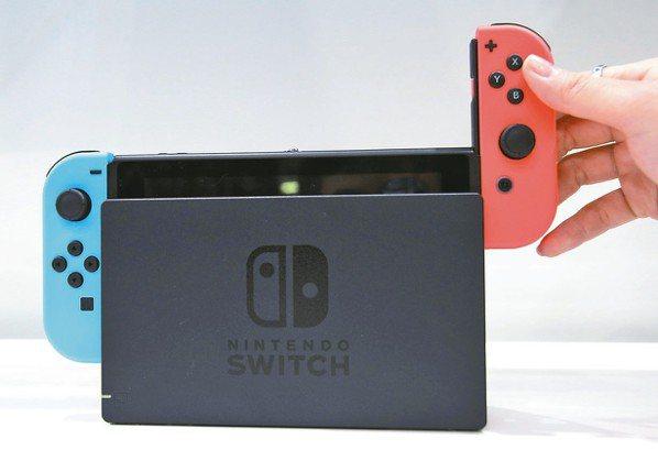 任天堂將把Switch部分生產移至越南。 美聯社