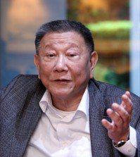 威京集團主席沈慶京。 記者曾吉松/攝影