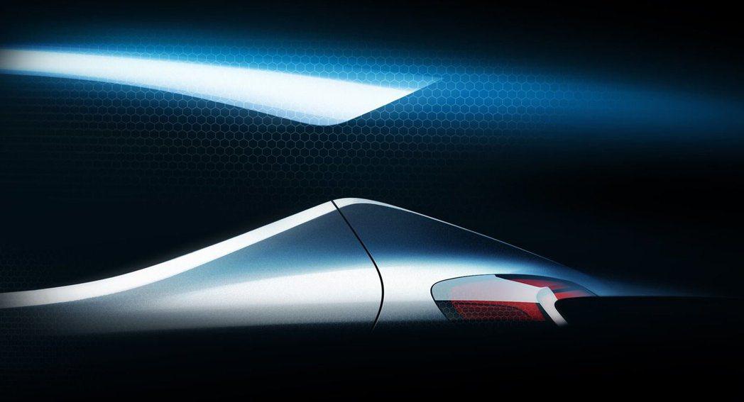 Hyundai神祕新車預告圖。 摘自Hyundai