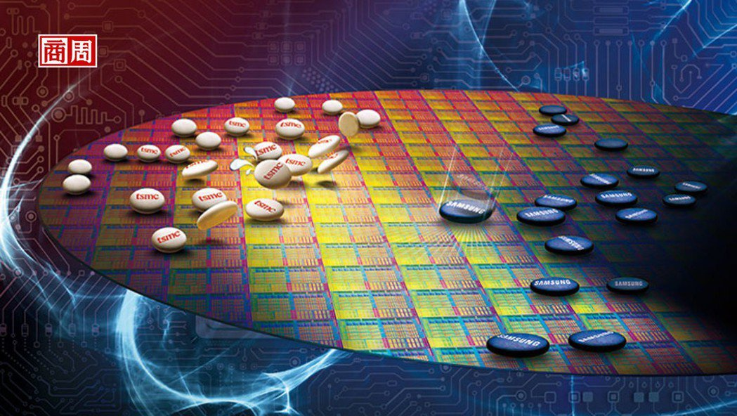 製程技術全球第一的台積電,正在晶圓代工戰場上,遭遇退無可退的三星近身肉搏