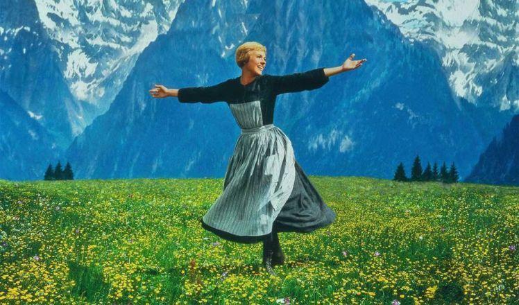 《真善美》是許多歌舞音樂劇迷心目中的經典。圖/ sound of music,女...