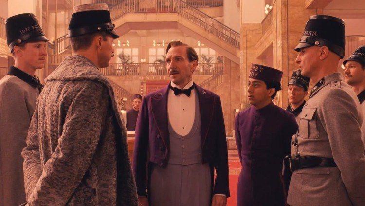 歡迎來到布達佩斯大飯店》票房賣座,更被《時代雜誌》評為年度十大佳片第一名。圖/ ...