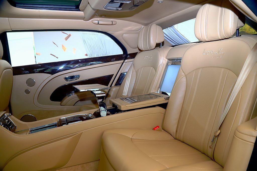 Bentley Mulsanne EWB W.O. Edition by Mul...