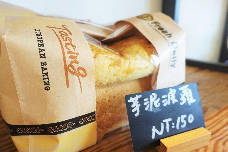 (圖/台灣旅行趣) ▲平日才有販賣麵包。