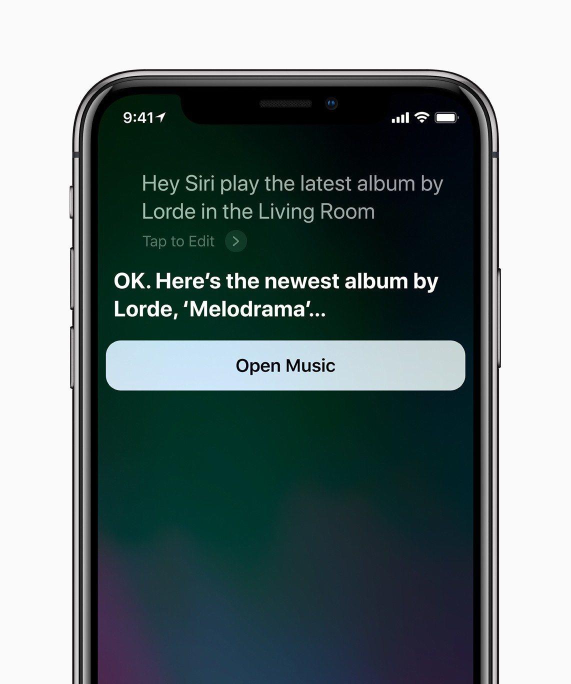 有了AirPlay 2,就能直接在iOS裝置上,或透過HomePod來要求Sir...