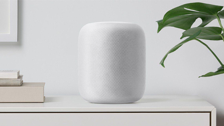 HomePod終於在官網上現身,建議售價9,900元,預計夏季末正式在台上市。圖...