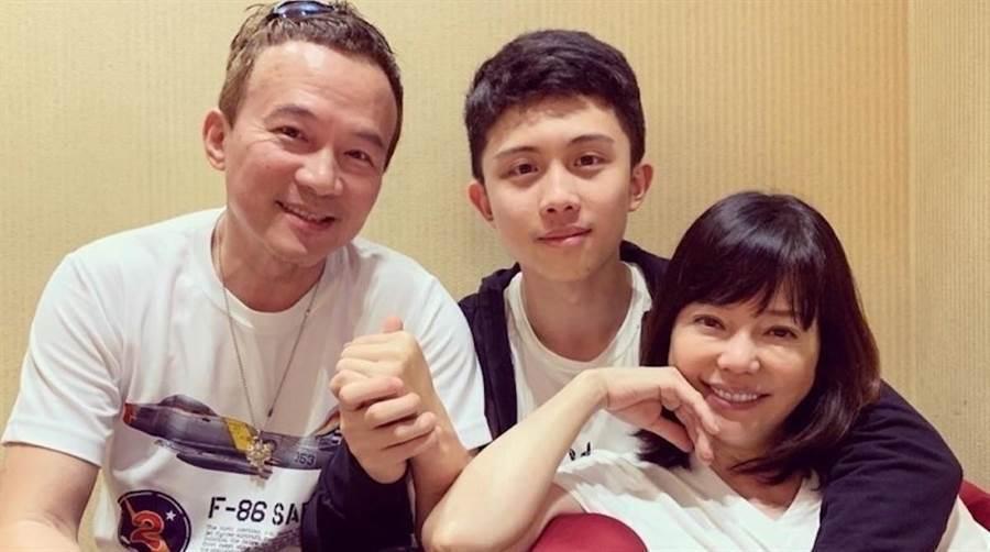 孫鵬將為兒子老婆成立經紀公司  圖/摘自IG