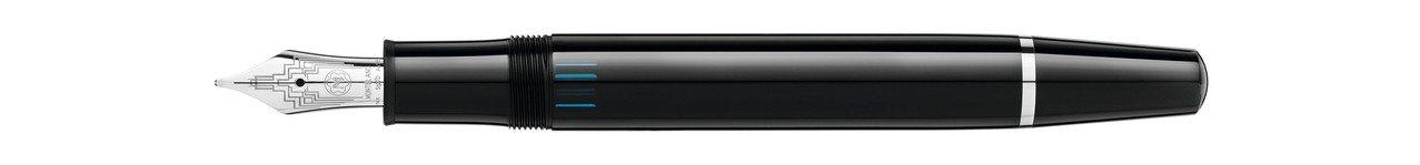 萬寶龍音樂家系列向喬治蓋希文致敬特別版鋼筆,26,600元。圖/萬寶龍提供