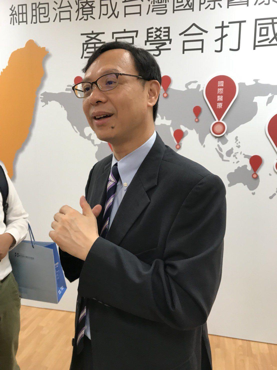 衛福部醫事司司長石崇良表示,預計今年底前推出細胞治療的專門網站,提供細胞資料介紹...