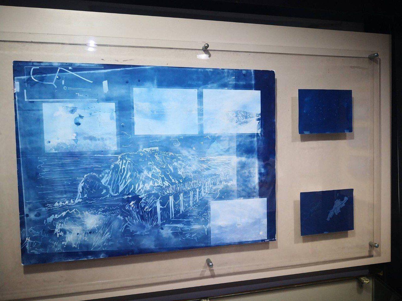 交通部航港局首次試辦藝術家進駐東莒島燈塔。圖/航港局提供