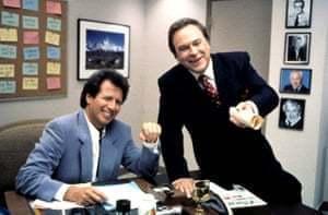 1990年代瑞普托恩(右)在「賴瑞山德斯秀」搞笑受歡迎。圖/摘自imdb
