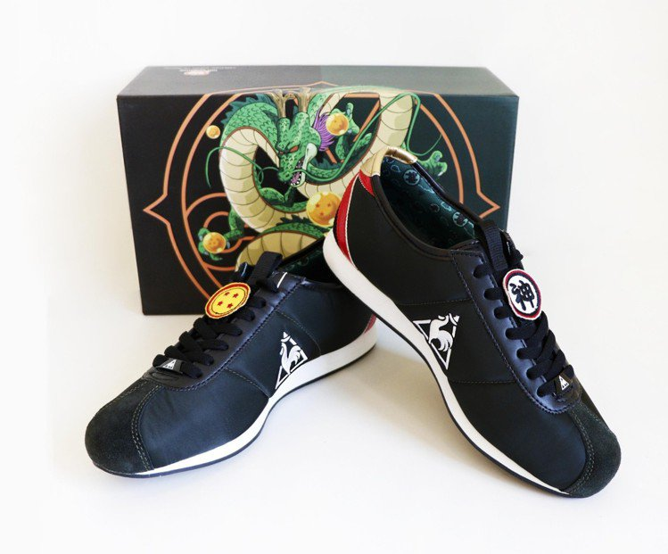 七龍珠神鞋款,3,290元。圖/le coq sportif Sport提供