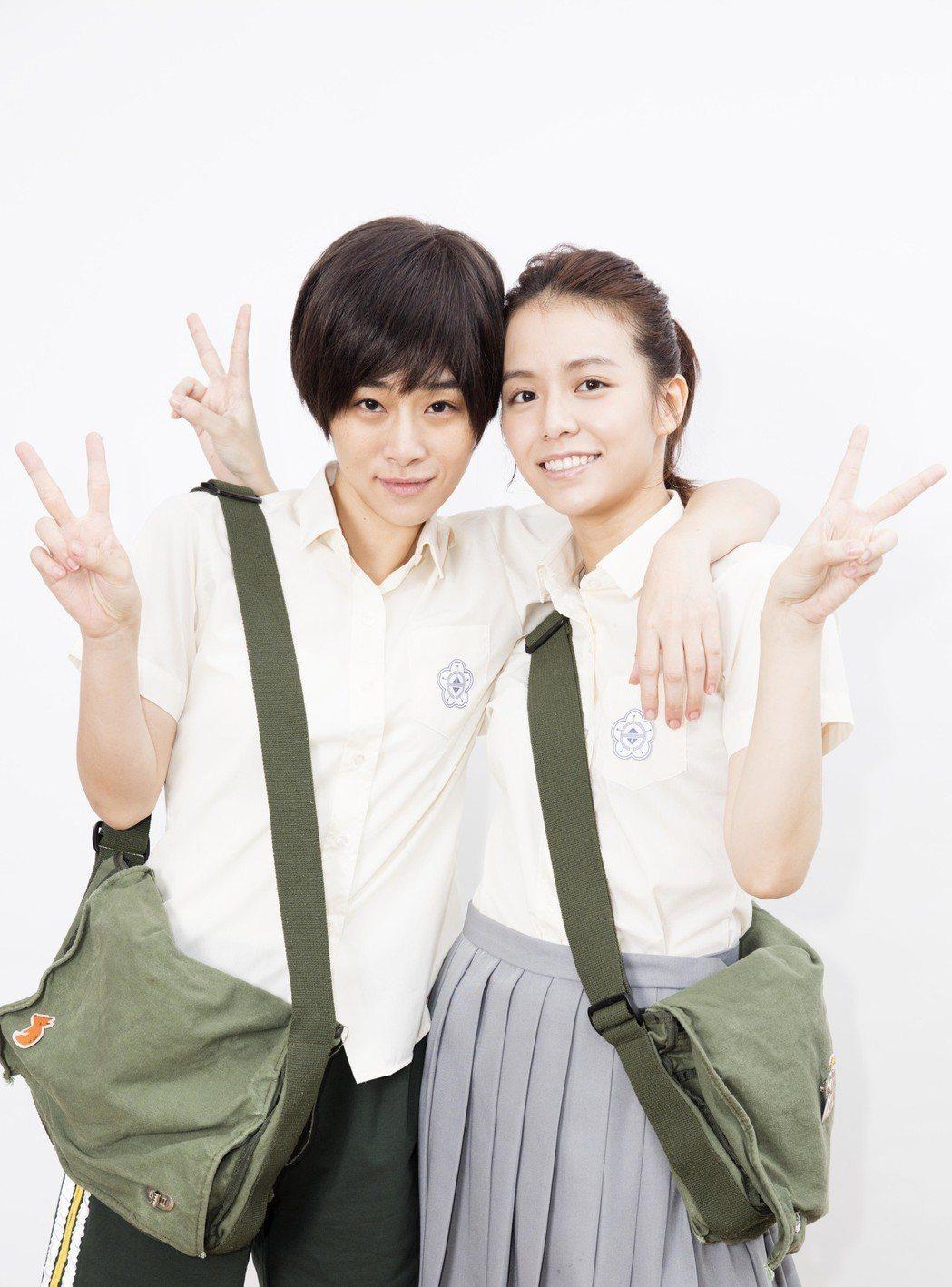 吳可熙(左)、宋芸樺飾演超越友情的閨蜜。圖/岸上影像有限公司提供