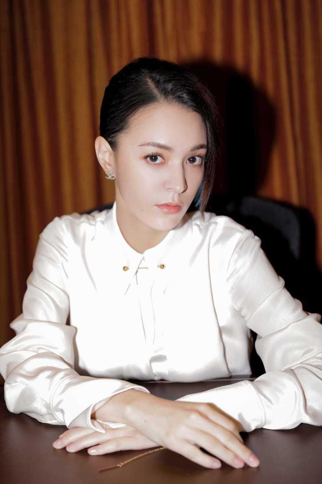 張榕容主演「素人特工」。圖/澤東提供