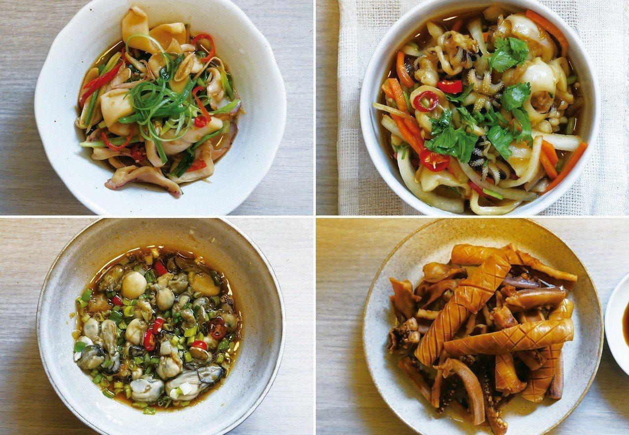 簡單好做又美味的海鮮料理,讓熱天更有元氣。圖/太陽臉
