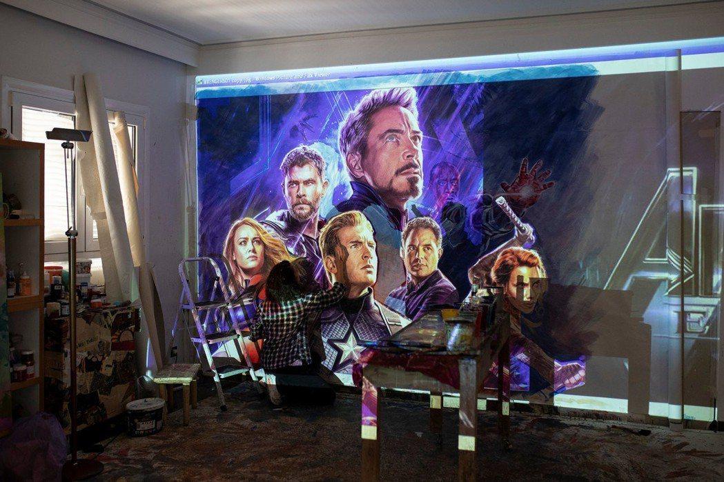 伊朗年輕人熱愛美國電影,有些人會上網尋找美國「復仇者聯盟:終局之戰」的盜版片。 ...
