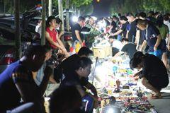 盜墓與銷贓的聖地!北京最神祕市集 凌晨悄悄開張…