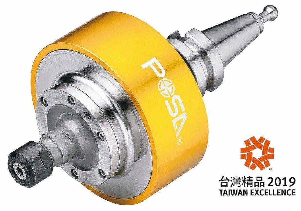 普森無線傳電超音波刀把UT-30,榮獲台灣精品獎。 普森公司/提供