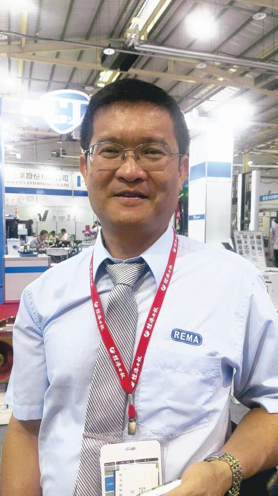 瑞明陳企業總經理陳瑞昆。 吳青常/攝影