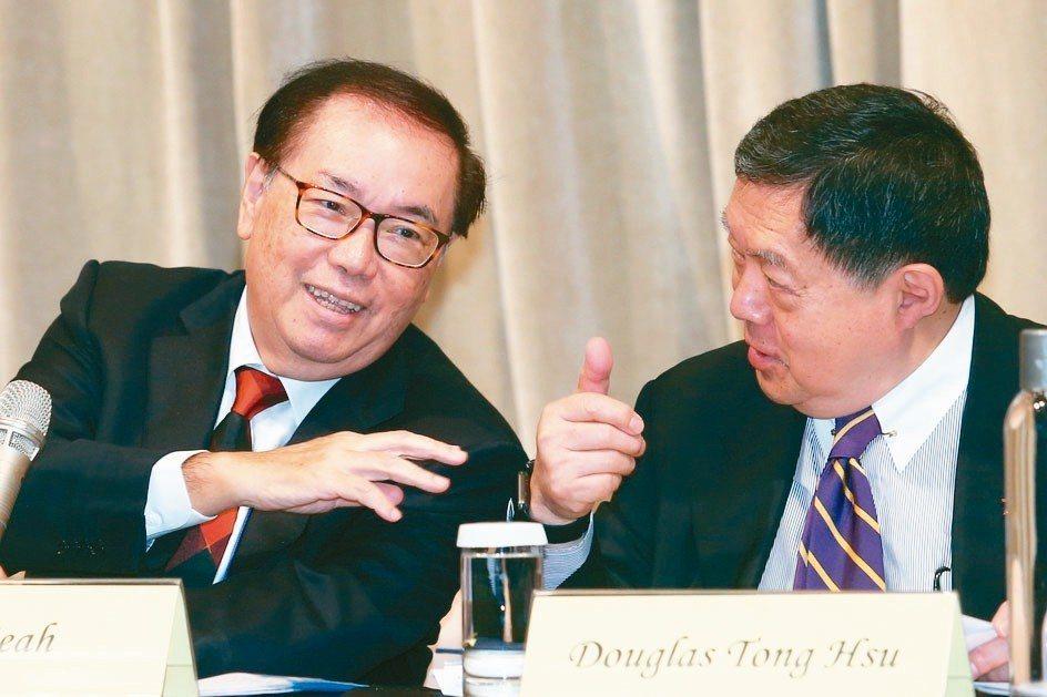 第15屆台星經濟聯席會議昨天在遠東飯店舉行,中華民國國際經濟合作協會新加坡委員會...