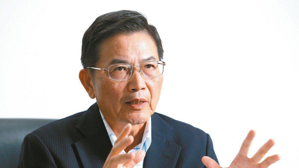 南亞科技總經理李培瑛。 本報資料照片