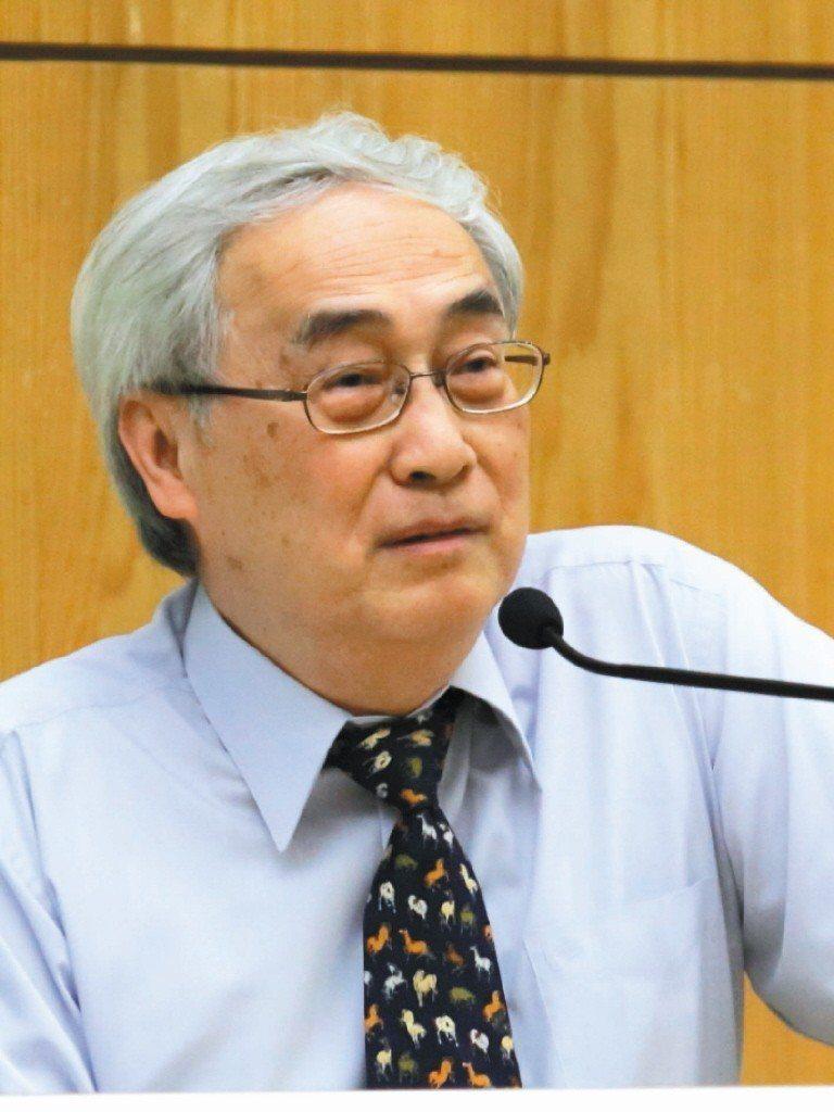 半導體業界大老、旺宏前董事長胡定華今天辭世,享壽76歲。 記者張念慈/攝影