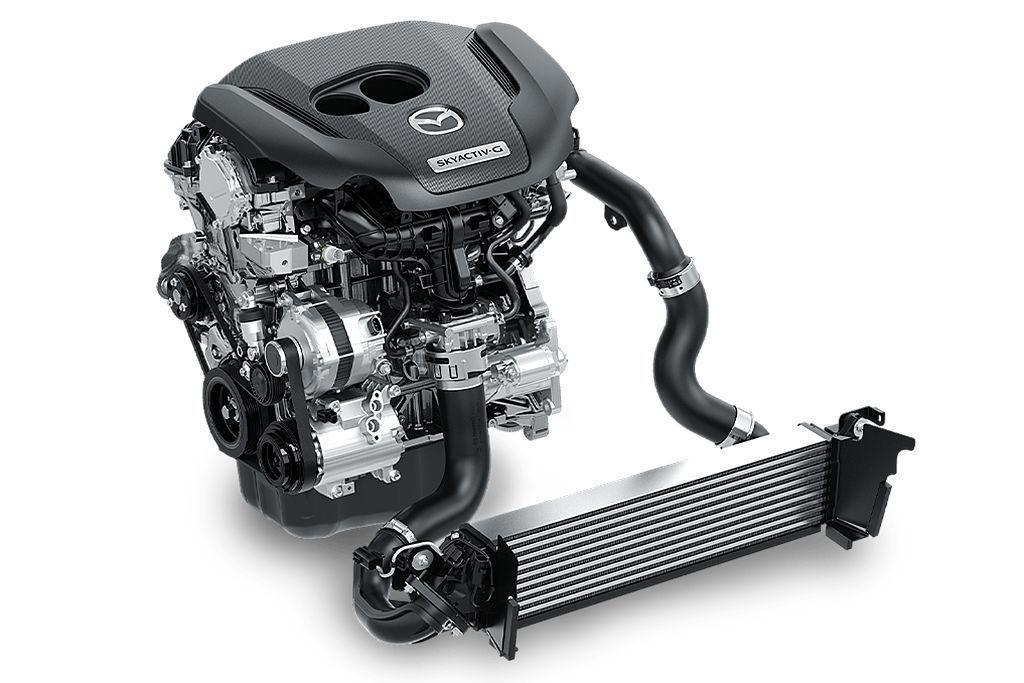 日規Mazda 6搭載的SKYACTIV-G 2.5T,具備230ps最大馬力及...