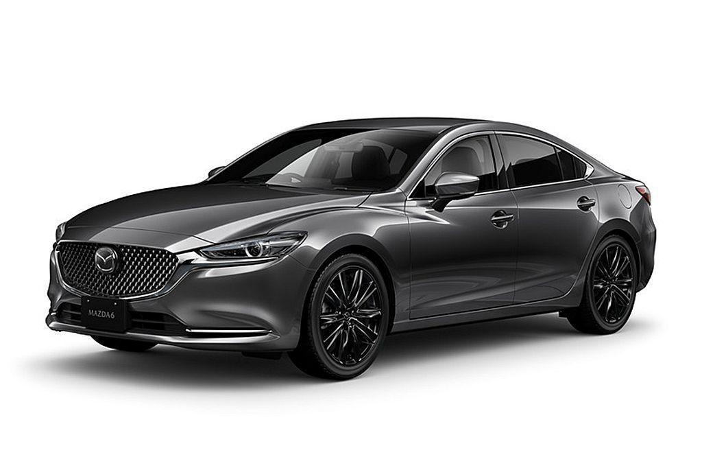 日規Mazda 6推出新年式車型追加動力選項外,車名也一併更動。 圖/Mazda...