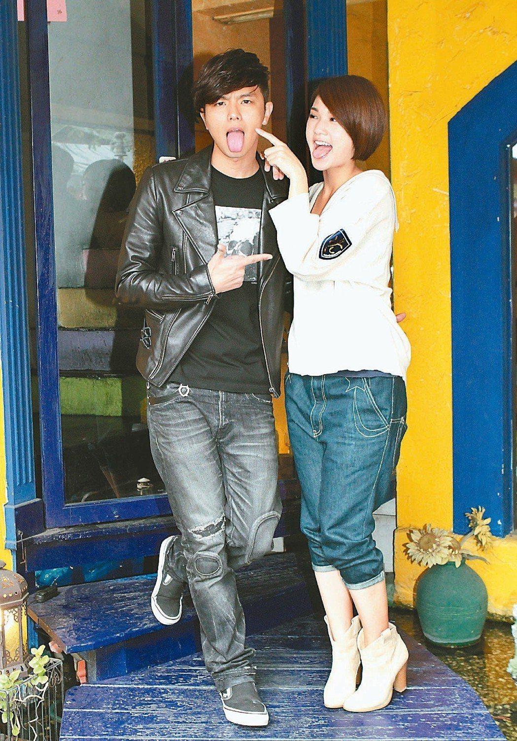 小鬼與楊丞琳仍是好友。圖/報系資料照