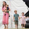 凱特王妃與梅根難得私下合體 皇室小王子、小公主全現身,萌翻天!