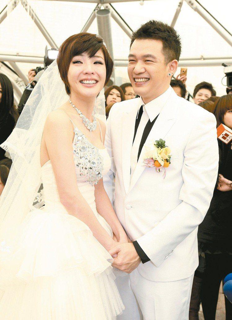 阿BEN目前已婚。記者陳立凱/攝影