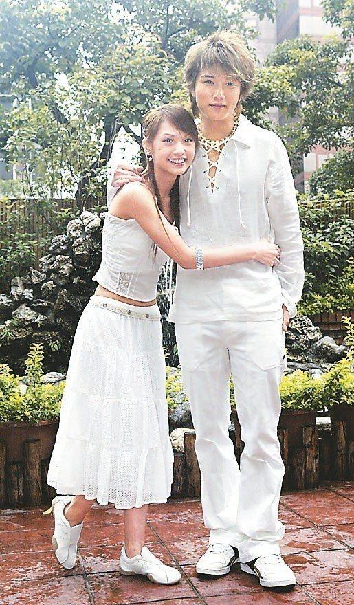 楊丞琳、邱澤合作「原味的夏天」傳戀曲,維持半年即分手。圖/多利安提供