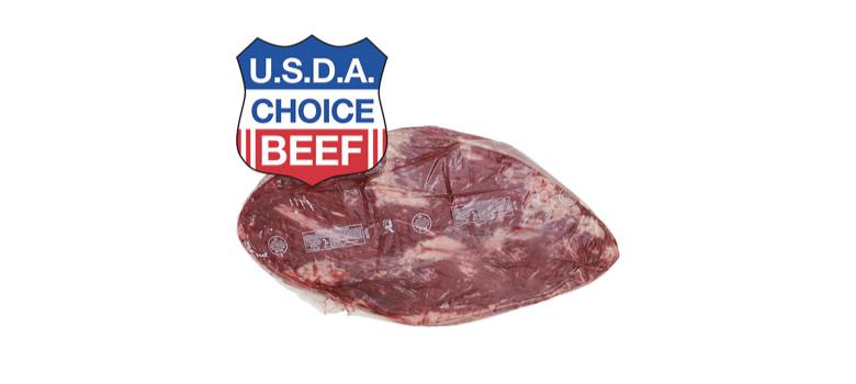 Costco使用真空收縮袋包裝的牛肉塊。(圖片來源:Costco Busines...