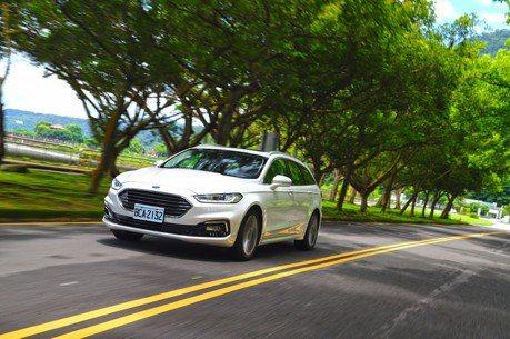 動力操控與空間機能的完全體!Ford Mondeo Wagon小改款試駕